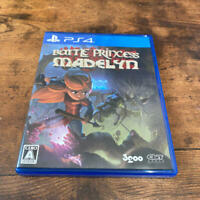 PS4 Battle Princess Madelyn PlayStation 4 From Japan USED
