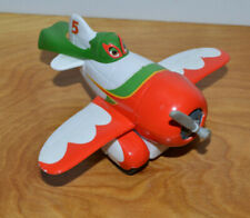 "DISNEY PLANES EL CHUPACABRA PULL BACK & GO TOY 6"" PIXAR CARS AIRPLANE"