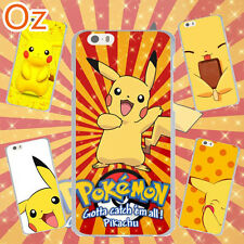 Pikachu Case for Motorola Moto Edge, Painted Cover WeirdLand