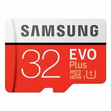 32GB Samsung EVO plus 95MB/s Class 10 UHS-I SDHC MicroSD Speicherkart Bulk Apr