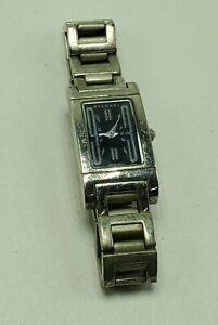 BVLGARI Bulgari BB23 GL Black Dial Quartz Men's Watch StainlessP31920