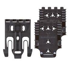 Safariland Quick Locking System (1) QLS Fork & (2) QLS 22L Plates QUICK-KIT4-2