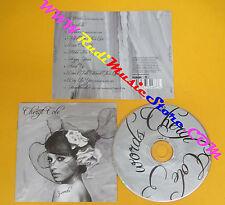 CD CHERYL COLE 3 Words 2010 Europe FASCINATION 2732483 no lp mc dvd (CS10)