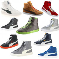 Puma Archive Lite Mid Ripstop Washed Mesh Flora Mens Womens Unisex Trainers