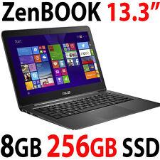 "NEW Asus Zenbook FULL HD 13.3"" 2.20Ghz 8GB 256GB SSD UltraSlim Laptop UX305CA PC"