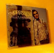 NEW PROMO MAXI Single CD Morrissey I'm Throwing My Arms Around Paris 1TR 2009