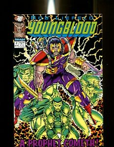 YOUNGBLOOD 2 GREEN VARIANT (9.8) 1ST PROPHET & SHADOWHAWK IMAGE (B026)