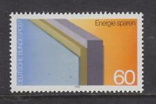 Alemania Occidental estampillada sin montar o nunca montada sello Deutsche Bundespost 1981 conservación de la energía SG 1983