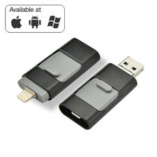 512GB USB Memory Photo Stick i-Flash Drive For iPhone 7 8 X XR XS 11 iPad iOS PC