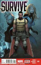 Survive #1 Comic Book Ultimate Universe 2014 - Marvel