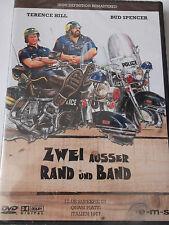 Zwei außer Rand und Band - Polizei Chaos, Bud Spencer Terence Hill, Laura Gemser