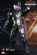 鋼鐵人鐵甲奇俠戰爭機械Hot Toys diecast MMS198 Iron Man ironman stark War Machine Mark II 2