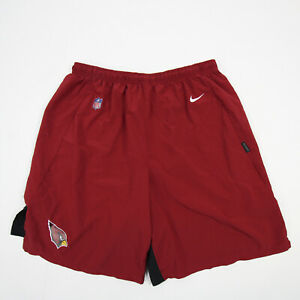 Arizona Cardinals Nike Dri-Fit Athletic Shorts Men's Red/Black Used
