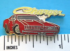 tac , lapel pin , hatpin Gift Boxed 1969 69 Dodge Charger - hat pin , tie