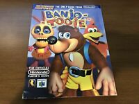 Banjo Tooie Player's Guide - Nintendo Power - Strategy Guide