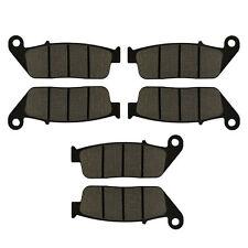 Front Rear Brake Pads Kit for Honda VFR750F CBR 750 CBR1000F Honda ST1100 GL1500