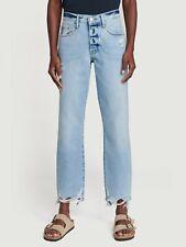 FRAME DENIM Le Original High Rise Distressed Rigid Denim Jeans Clash $235 247