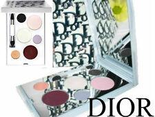 100% Auténtico De Viaje Exclusivo Paleta de sombras de ojos de logotipo con firma Dior Couture