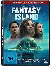 FANTASY ISLAND  ( Unrated Cut )  DVD  NEU & OVP
