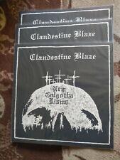 CLANDESTINE BLAZE-new golgotha rising-LP-black metal