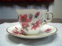 Vintage 'Evesham' by Royal Stafford Fine Bone China Tea Cup & Saucer