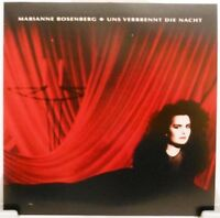 Marianne Rosenberg + CD + Uns verbrennt die Nacht + Special Edition (93)