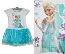 Queen Polyester Frozen Dresses for Girls