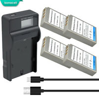 Battery for Olympus BLS-5 BLS-50 PS-BLS5 OM-D E-M10 PEN E-PL2 E-PL6 Camera SK