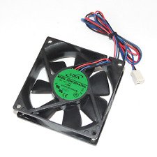 ADDA 12V 80mm x 25mm 3-Pin Desktop Case Fan AD0812DX-A76GL