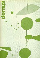 Domus. Direzione Giò Ponti. N. 461 - Aprile 1968