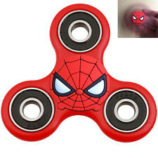 Spiderman Hand Spinner EDC Finger Toy ADHS Pocket Focus Anti Stress Spielzeug
