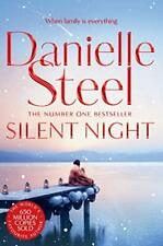 Silent Night by Steel, Danielle Book The Cheap Fast Free Post