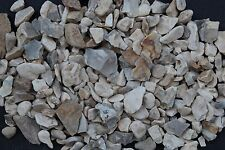 20mm Yorkshire Cream flint Gravel Chippings Decorative Aggregate Stone/Gravel