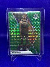 New Listing2019-20 Mosaic Kevin Durant Green Mosaic Prizm Nets N36