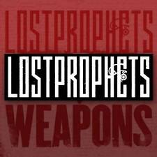LOST PROPHETS - STICKER - LOGO - lostprophets - Licensed NEW