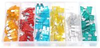 120 Piece Standard Size Car Automotive Fuse Set Toolzone AU296