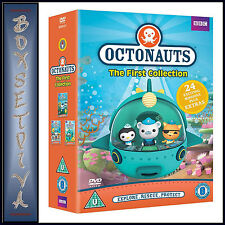 OCTONAUTS - THE COLLECTION - THE FIRST COLLECTION ***BRAND NEW DVD BOXSET ***