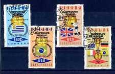 PANAMA - 1966 - Mondiali di calcio in Inghilterra. E2285
