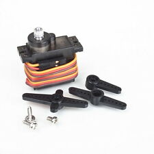 Micro 9g Metal Gear Servo For Futaba Hitec HS-55 GWS walkera RC HELICOPTER XJB