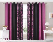 Rideaux violets contemporains pour la maison