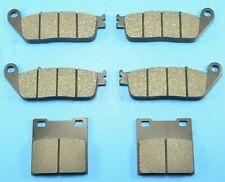 Front Rear Brake Pads For Suzuki RF 600RR 1993-1997 GSF 600 Bandit 1995-1999 96