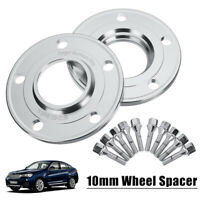 2pcs 10mm Centric Wheel Spacers Hubcentric Kit 5x120 PCD 72.6 CB For BMW