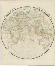 Eastern Hemisphere - Wyld (1842)