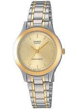 Relojes de pulsera Casio de acero inoxidable para mujer