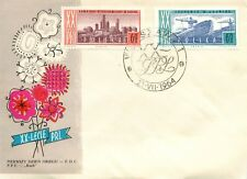 Poland 1964 used cover . kn869