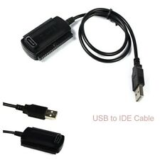 USB 2.0 to IDE SATA Converter Adapter Cable for 2.5 3.5 Hard Drive Disk HDD Hot