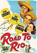 Road to Rio DVD Bob Hope Bing Crosby Dorothy Lamour Gale Sondergaa