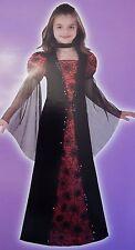 Totally Ghoul Vampiress Girl's Costume S