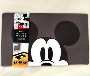 Disney Mickey Mouse Anti-Fatigue Kitchen Mat 18 x 30 New