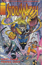 1993 Image Comics Stormwatch May #2 Cannon and Fahrenheit S Clark/T Scott